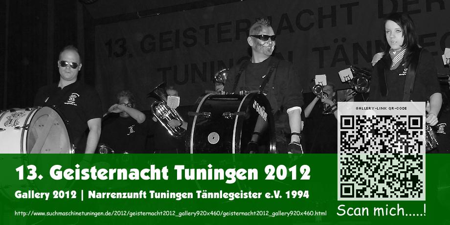 Gallery 2012 | Narrenzunft Tuningen T�nnlegeister e.V. 1994 | 13. Geisternacht Tuningen 2012